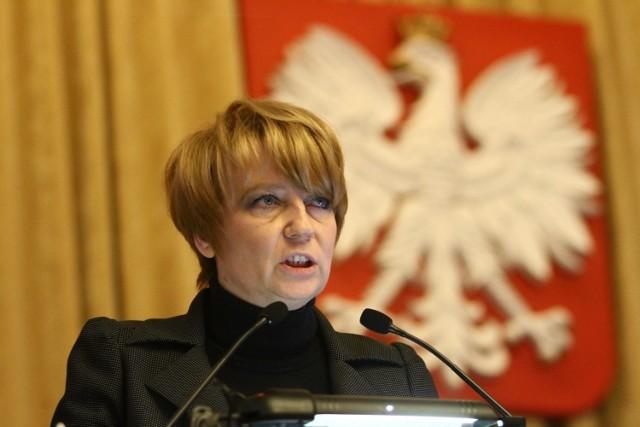 Hanna Zdanowska dostanie absolutorium