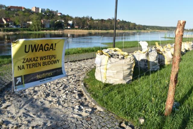 Wkrótce w Krośnie Odrzańskim ruszy budowa mostu tymczasowego. Ile potrwa?