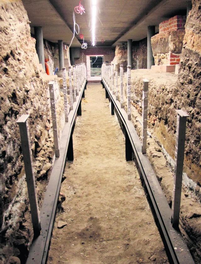 Muzeum pod Rynkiem zajmie 6 tys. mkw. powierzchni