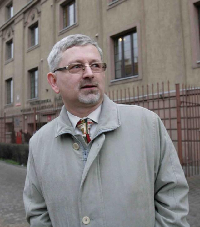 Poseł Wita wrócił do Sejmu