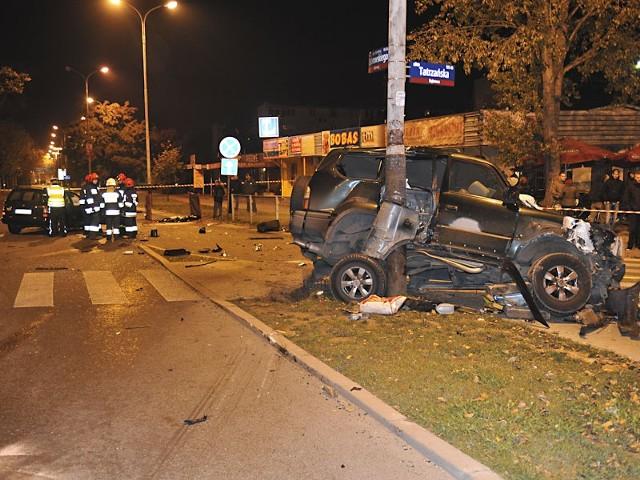 17-letni sprawca wypadku miał zielone światło?