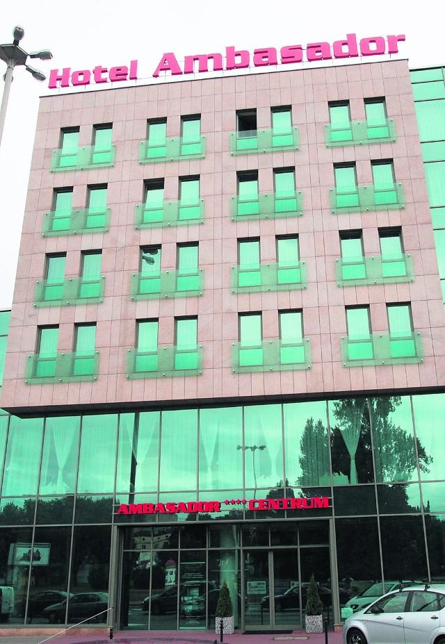 W Łodzi powstanie trzeci hotel firmy Cegal, która ma już dwa hotele Ambasador.