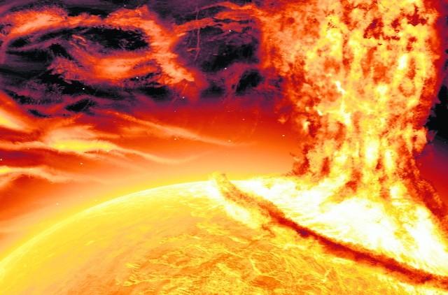 Od wielu lat nie widzieliśmy czegoś podobnego. To, co się dzieje, jest naprawdę wyjątkowe - mówi o burzy słonecznej Antti Pulkkinen z NASA