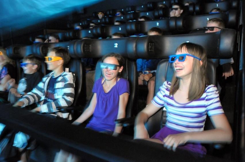 Kino 5D Extreme od piątku w Lublinie