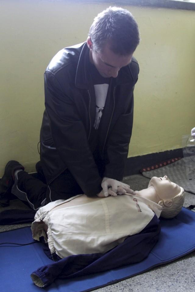 Mistrzostwa w ratownictwie medycznym