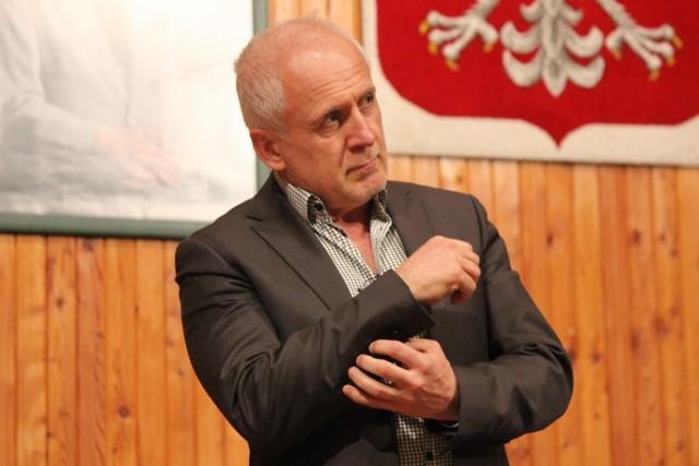 Waldemar Malicki muzykował z puławską młodzieżą