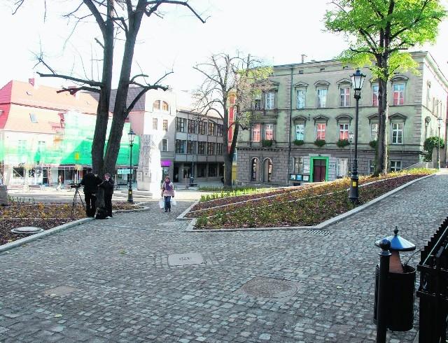 Remonty placu Kościelnego kosztowały ponad pół miliona