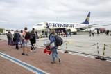Rekordowy rozkład lotów Ryanaira z Modlina. Przewoźnik ogłosił 54 trasy, w tym 7 nowych