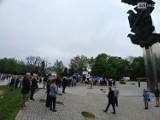 Święto Pracy w Szczecinie: uroczystości pod Pomnikiem Czynu Polaków