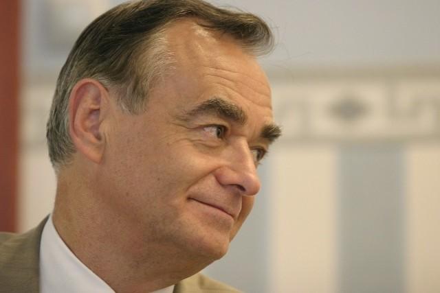 Zbigniew Canowiecki, prezes zarządu Pracodawców Pomorza