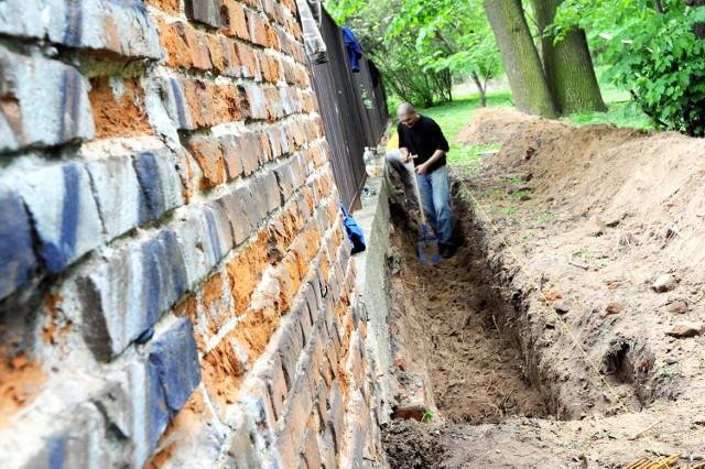 Ogród będzie zamknięty dla mieszkańców do lata 2013 roku