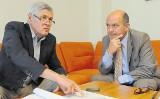 Poznań: Prezesi Aquanetu tłumaczą, dlaczego COŚ śmierdzi