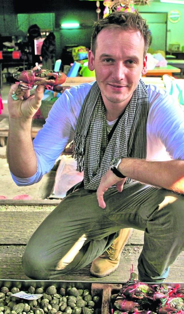 Pascal Brodnicki: Na jesienną kolację polecam fritatę z grzybami leśnymi