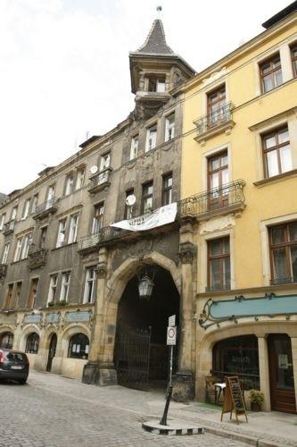 Kamienica należąca do Gminy Żydowskiej. W tym roku wyremontowany zostanie dach, w przyszłym elewacja