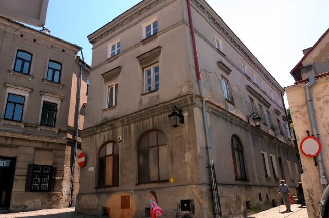 Kamienica przy ul. Olejnej 8 na Starym Mieście w Lublinie jest kluczowa dla całej inwestycji
