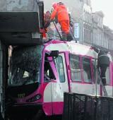 Gdańsk: Śruba była przyczyną wypadku tramwaju?