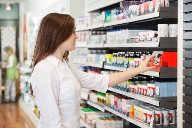 W Zielonej Górze mieszkańcy mają do dyspozycji ponad 60 aptek.