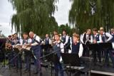 Orkiestra w Sławnie świętowała 55-lecie. Jubileuszowy koncert i życzenia ZDJĘCIA, WIDEO