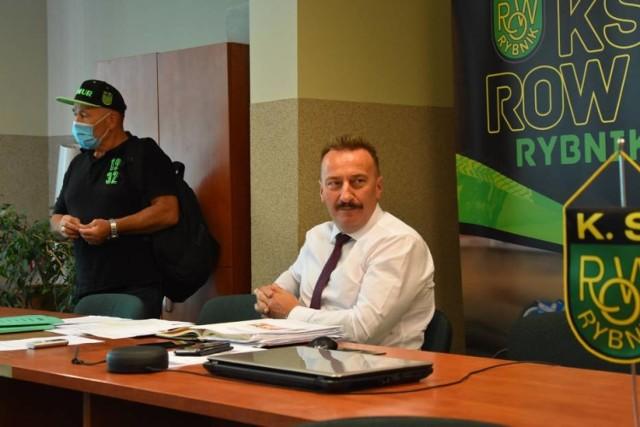 ROW Rybnik ogłosił skład na sezon 2021. Prezes Mrozek zapowiedział, że będzie walczył o awans.