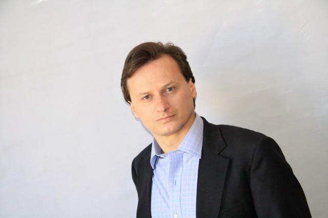 Dr Tomasz Sommer, wiceprezes Instytutu Globalizacji
