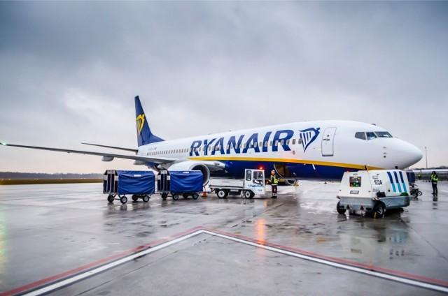 Ryanair zawiesza kolejne połączenia z podwarszawskiego portu lotniczego w Modlinie i zapowiada dalsze cięcia. Które połączenia zostaną zlikwidowane?