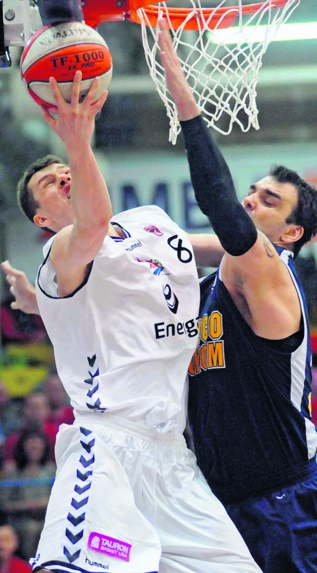 Asseco Prokom wygrało drugi mecz z Energą Czarnymi