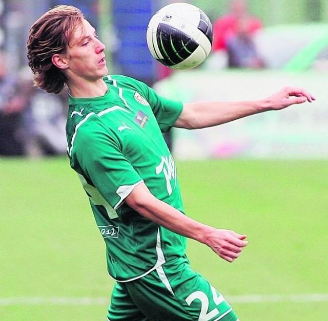 Tadeusz Socha jest już zdrowy i powinien zagrać z Koroną