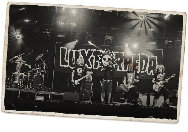 Zespół Luxtorpeda będzie gwiazdą tegorocznej edycji Wielkiego Ognia. Zagra w niedzielę wieczorem