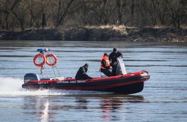 Policja potwierdza, że z Wisły w powiecie świeckim wyłowiono ludzkie zwłoki