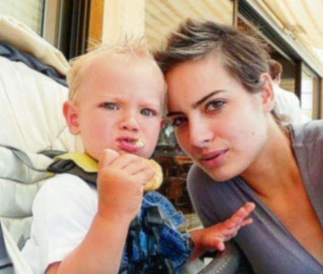 Iza Sokołowska walczy nie tylko o życie, ale też o swojego synka, Parysa. Grecki sąd stanął po stronie chorej tancerki