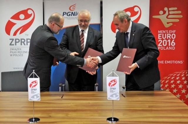 Jelcz-Laskowice gra w szczypiorniaka: podpisano porozumienie