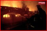 23 lata temu doszło do jednego z największych pożarów w powojennej historii Wałbrzycha (ZDJĘCIA)