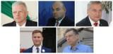 Liderzy komitetów do sejmu komentują wyniki wyborów [ZDJĘCIA]