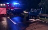 Tragiczny wypadek na trasie Lublin - Łęczna. Na miejscu zginął młody mężczyzna