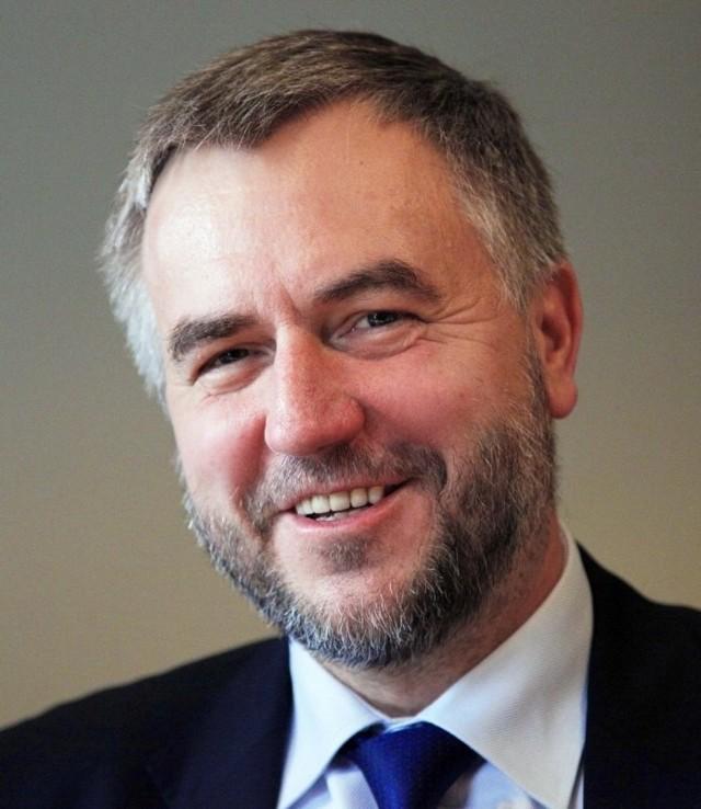 Przez lata jako uczestnicy współpracy międzynarodowej odczuwaliśmy, że współpraca z rządem jest za mało otwarta - mówił Marek Woźniak, marszałek Wielkopolski