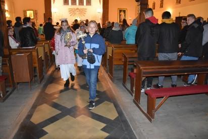Września: Ze świętego Ducha procesją do św. Kazimierza Królewicza