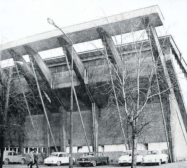 Duma Katowic z 1969 r. - hala Baildonu