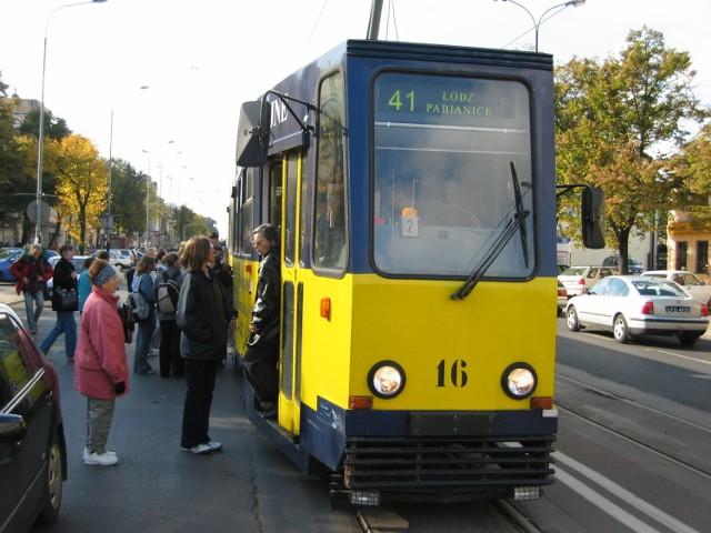 Tramwaj linii nr 41 nie będzie zlikwidowany