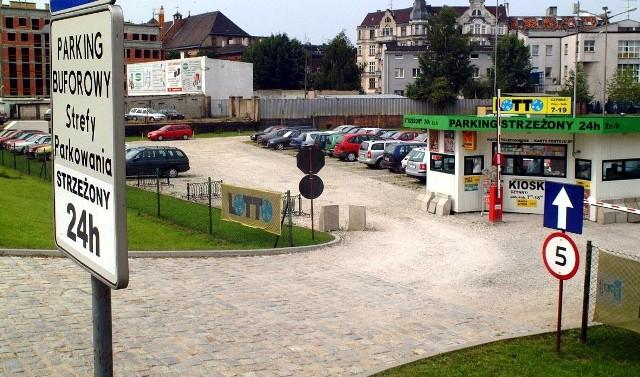 Ogłoszono oficjalne wyniku przetargu na poznańskie parkingi buforowe