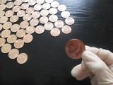 """Powiat kwidzyński: 59-latek oszukany przez naciągaczy. Kupił 60 brytyjskich monet """"One penny"""" za... 120 tysięcy złotych"""
