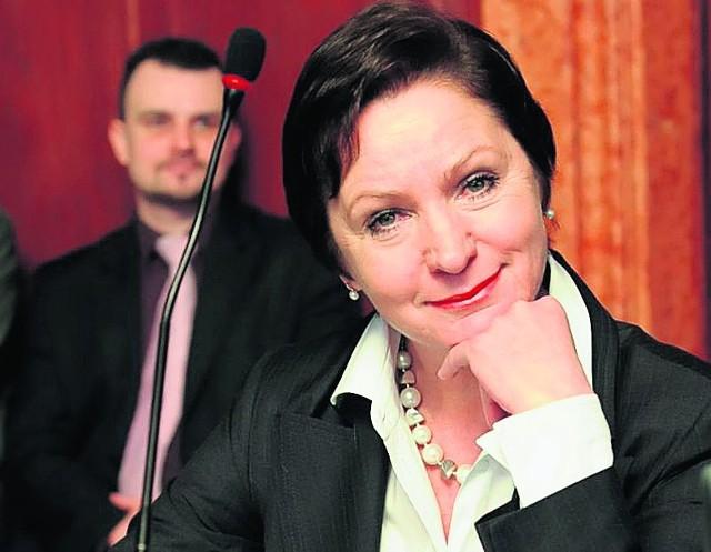Krystyna Danilecka-Wojewódzka zainicjowała spotkanie Krystyn w Słupsku