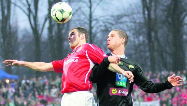 Paweł Brożek czeka na swojego gola od października. Polonia Warszawa to jednak zespół, który leży napastnikowi Wisły. Może więc trafi do siatki właśnie dzisiaj