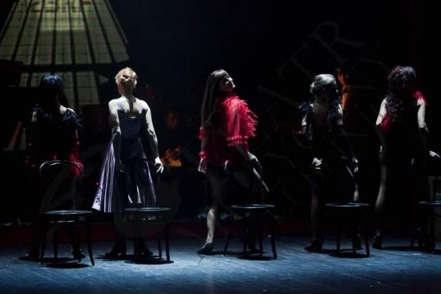 """""""Więzienne tango"""" – super przebój Teatru Muzycznego"""
