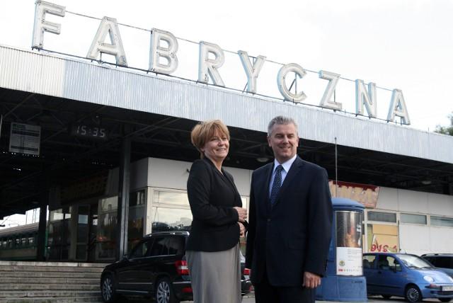 Minister Grabarczyk oficjalnie potwierdził, że dworzec będzie zamknięty 15 października
