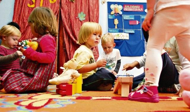 Rządowy konkurs pomoże gminom rozbudować placówki opieki dla najmłodszych