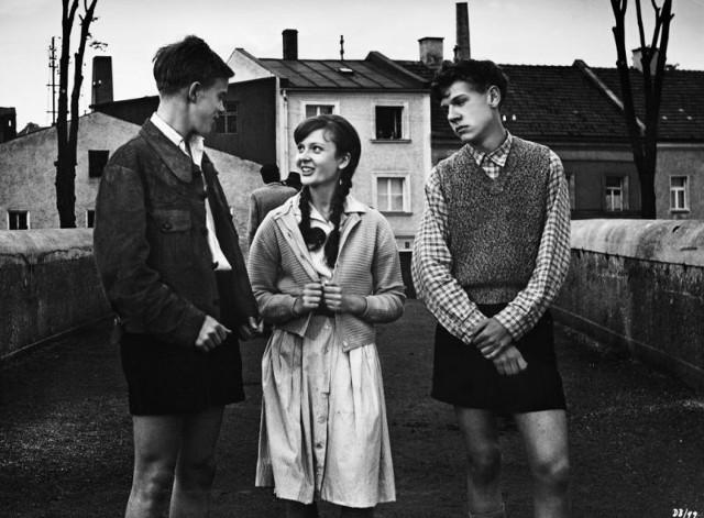 Die Bruecke - pierwszy niemiecki film o wysiedleniach