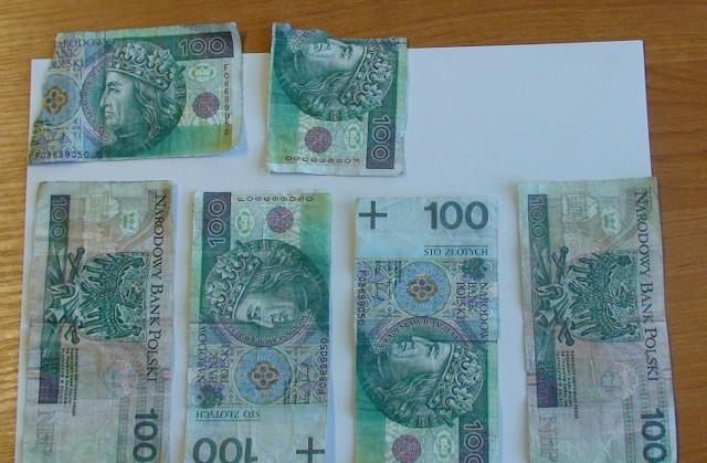Hrubieszów: 18-latek drukował banknoty w domu