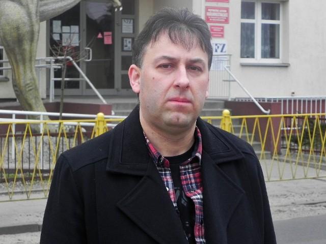 Grzegorz Gwadera, który na interesach z doradcą stracił szkołę w Goleniowie, próbował ostrzec Aleksandra K.