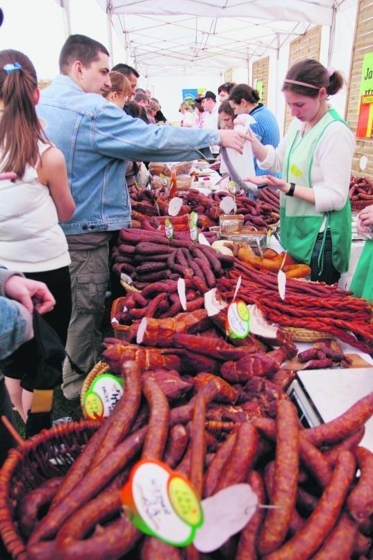 Wyroby lokalnych producentów cieszą się największym uznaniem konsumentów