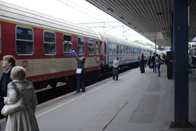 50 specjalnych pociągów przygotuje na czas Euro spółka PKP IC